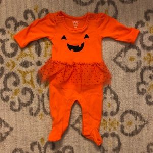 Carter's Halloween baby onesie